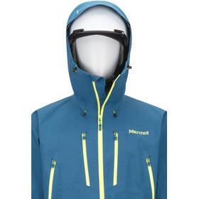 Marmot Alpinist Jacket Men moroccan blue